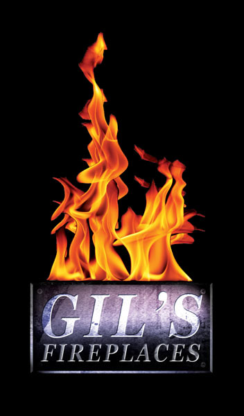 Gils Fireplaces Logo